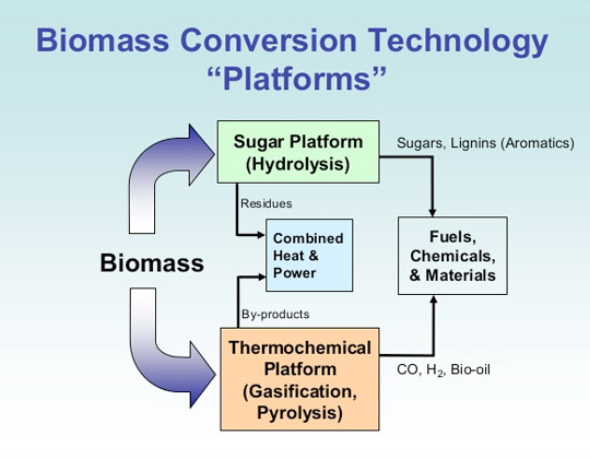Biomass Energy Recovery Systems Design Process Systems