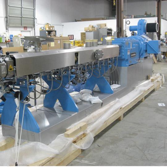 Plastics & Polymers Equipment & Plant Design   Process